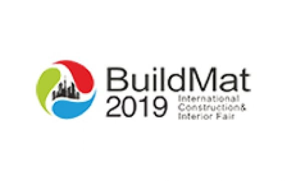 Come and visit us at BuildMat!